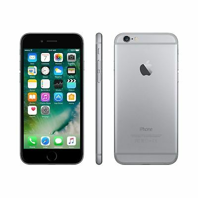 Apple iPhone 6s Plus - 128GB - Space Gray (Unlocked) A1687 (GSM) (MKUX2LL/A)