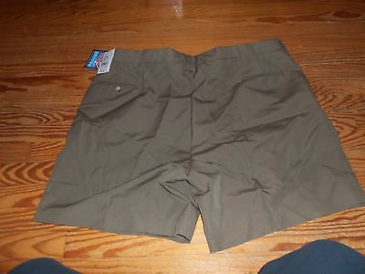 Cub Webelo Boy Scout Official Uniform  Shorts Youth Size 28 Hiking Made In Usa