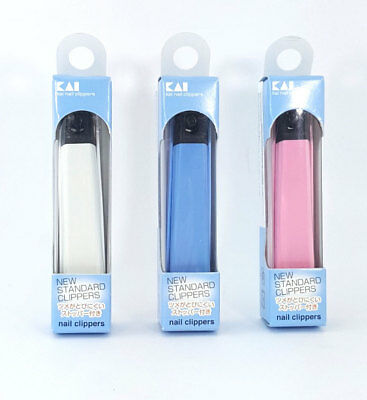 Kai Nail Clipper Large Size High Quality made in Japan Stainless Steel
