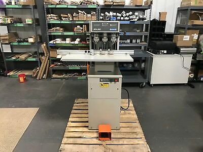 Challenge EH-3C Paper Drill, Fully-Serviced & Tested w/ Warranty!