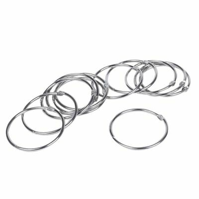 Metal shower curtain rings new O2V9