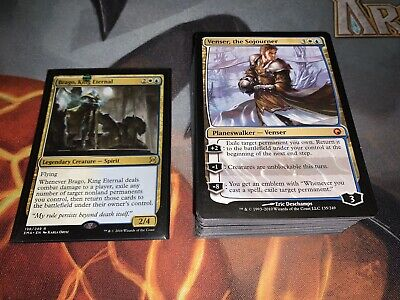 MTG FULL EDH Deck - *Brago, King Eternal Value Blinks* - Lots of  Rare/Mythic!!!