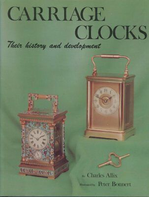 Carriage Clocks: Their History and Development Horology