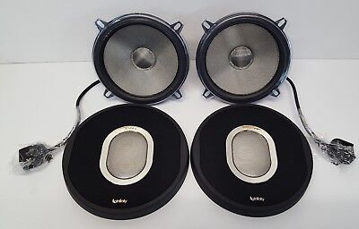 Infinity Kappa 50.9cs 5.25'' (13cm) Car Component Speakers Woofers Only NEW#