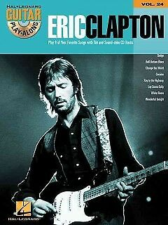 Eric Clapton Guitar Play - NEW - 9780634080173 by Clapton, Eric (CRT)