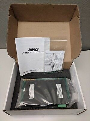 AMCI 1731H RESOLVER INTERFACE MODULE New in Box