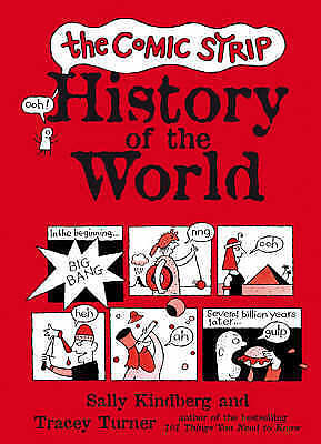 The Comic Strip History of the World, Turner, Tracey, Very Good Book