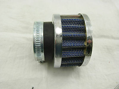 HIGH PERFORMANCE 38mm AIR FILTER # 1 FOR 50cc SCOOTERS WITH 50cc QMB139 MOTORS