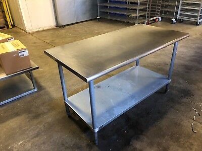 Stainless Steal Food Prep Table
