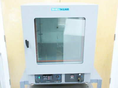 "Shel Lab Svac4 Vacuum Drying Oven 24""x18""x18"" 220 °C 428 °F Fully Tested"