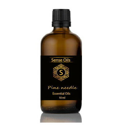 Sense PINE NEEDLE Essential Oil Pure Natural Premium Aromatherapy Wellbeing Mood
