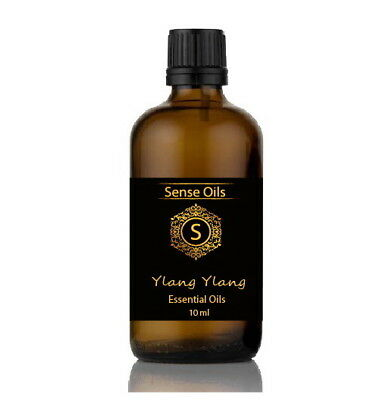 Sense YLANG YLANG Essential Oils Pure Natural Premium Aromatherapy Wellbeing oil