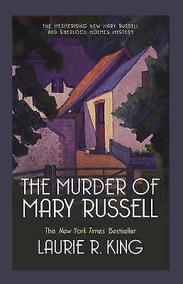 The Murder of Mary Russell  by Laurie R King (Paperback) Book NEW