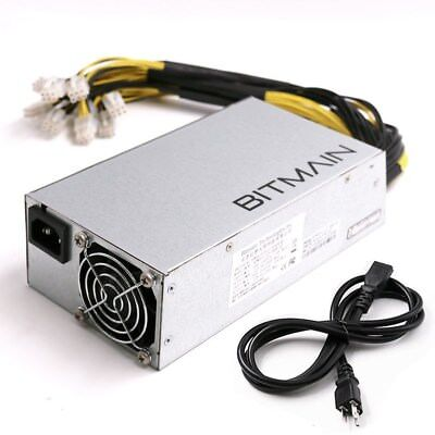 Bitmain Power Supply Antminer Bitcoin APW3++ 12V