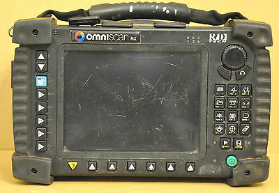 Olympus Omniscan MX 16:128 Phased Array Ultrasonic Flaw Detector 16:128 Module