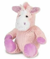 Cozy Plush Microwave Bedwaramer Heat Pack Unicorn Wheat Hot / Cold Pack