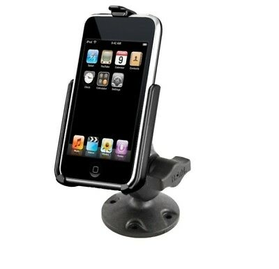 Short Flat Surface Drill Down Mount Fits Apple iPod Touch 2nd & 3rd Generation