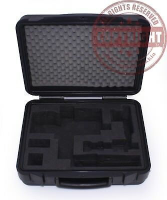 Trimble Data Collector, Battery Carrying Case,storage,surveying,robotic,5600,gps