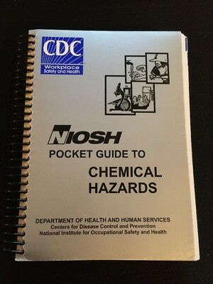 NIOSH Pocket Guide to Chemical Hazards