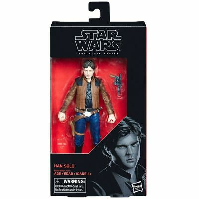 Star Wars The Black Series SOLO Movie Han Solo 62 Action Figure IN STOCK