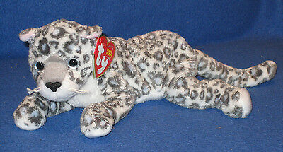 218d7619d7d TY WWF SUNDAR the LEOPARD BEANIE BABY - MINT with MINT TAGS -  24.95 ...