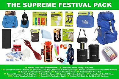 The Supreme Music Festival Outdoor Camping Dofe Survival Kit Fun Gift Set