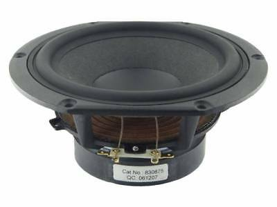 """Peerless by Tymphany HDS-P830875 6-1/2"""" Nomex Cone HDS Woofer"""