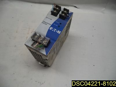 PSG120E Eaton Cutler Hammer Power Supply 24VDC 5A 100-240VAC Input