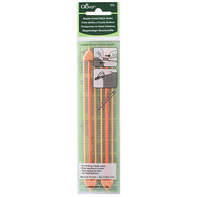Clover Double Ended Stitch Holder - Large - 352