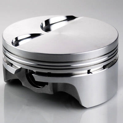 "Ross 10cc Dish Pistons 6.0L 4.005"" Bore, 4.00"" Stroke with Pins and Rings Set/8"