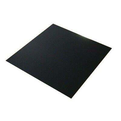 Acrylic Sheet Perspex Plastic Panel Material A6 A5 A4 A3 BLACK CUSTOM SIZE