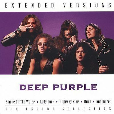 FREE US SHIP. on ANY 3+ CDs! NEW CD Deep Purple: Extended Versions