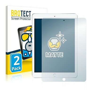 "2x BROTECT Matte Screen Protector Apple iPad 9.7"" 2018 (6th. generation)"
