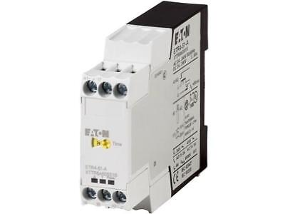ETR4-51-A Timer 3÷60s SPDT 250VAC/3A 24÷240VAC 24÷240VDC DIN EATON ELECTRIC