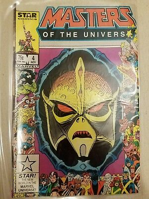 Masters of the Universe #4 (1986) | Star Comics
