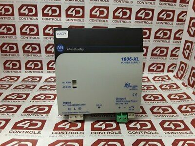 Allen Bradley 1606-XLDNET8 DeviceNet Power Supply 24VDC - Series A - Used
