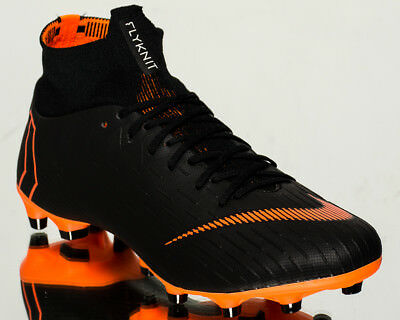 49046769bff Nike Mercurial Superfly VI Pro AG-PRO men soccer cleats NEW black AH7367-081