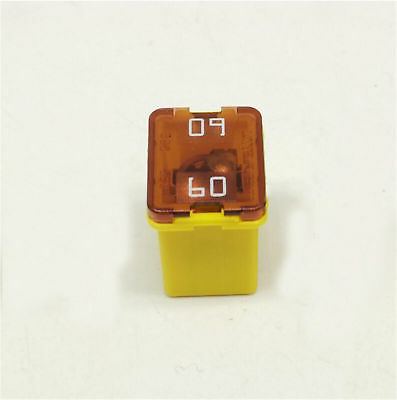Littelfuse 0895060.Z 895 Square Car Fuse 60A JCASE Cartridge Fuses