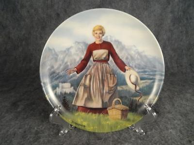 "Edwin Knowles Ceramic Collector Plate ""The Sound Of Music"".Plate Number 5158E"