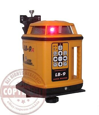 Laser Alignment Lb-9 Self-Leveling Rotary Laser Level,topcon,spectra,transit