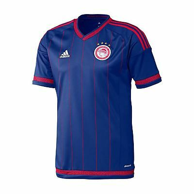 adidas Olympiacos Away Jersey 2015 16 Juniors Olympiakos Football Soccer Shirt
