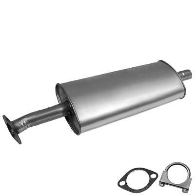 2001-2004 Mazda Tribute Ford Escape Stainless Steel Direct Fit  Muffler fits