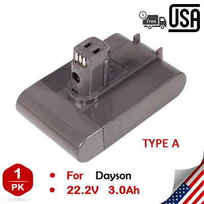 Type A For 22.2V Tool Replace Battery Dyson 17083-4211 DC31 DC34 DC35 3.0Ah