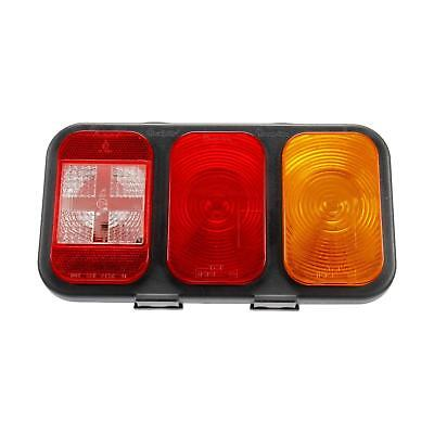 Truck-Lite 45 Series, Right, Rectangle Incan. Back-Up & Stop/Turn/Tail Light