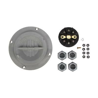 Truck-Lite Super 50 Junction Box Kit, 8 Ports, 8 Terminal, Buckplate Mount