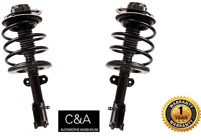 2x Complete Rear Struts /& Coil Spring Assemblies for 94-07 Ford Taurus 3.0L