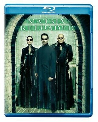 The Matrix Reloaded [Blu-ray] Blu-ray