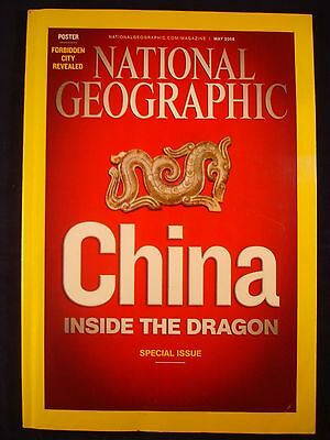 National Geographic - May 2008 - China, inside the Dragon