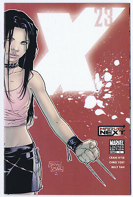 X-23  1  NM Red Variant
