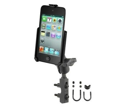 RAM Brake Clutch Short Arm Motorcycle Mount for Apple iPod touch 4th Generation